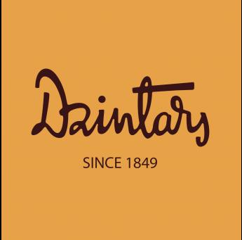 Логотип - Фирменный магазин «Dzintars» (Дзинтарс Мариуполь)