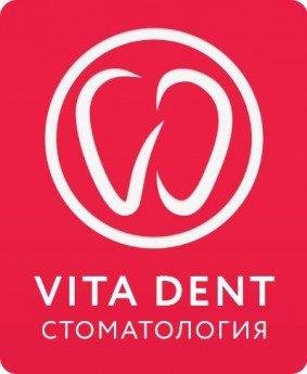 Логотип - Стоматология  «VITADENT ™»