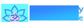 Логотип - Йога сердца - семинары по медитации.