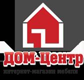 Логотип - Дом-Центр, магазин-салон мебели