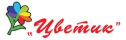Логотип - МАРИУПОЛЬСКАЯ СЛУЖБА ДОСТАВКИ ЦВЕТОВ ТОРГОВАЯ СЕТЬ «ЦВЕТИК»