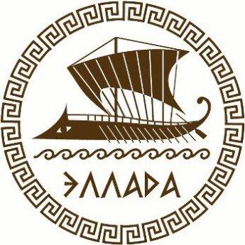 Логотип - Ресторан, Эллада