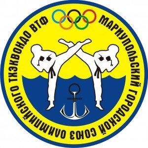 Логотип - Мариупольский городской союз олимпийского тхэквондо (ВТФ)