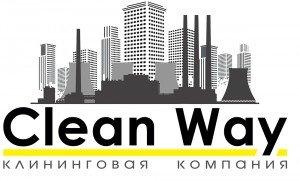 Логотип - Клининговая компания «Clean Way»