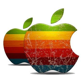 Логотип - Продажа оригинальной подержанной техники Apple из США