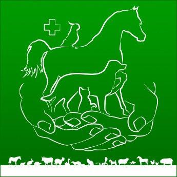 Логотип - ВЕТЕРИНАРНАЯ ПОМОЩЬ