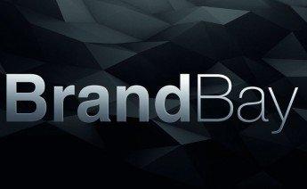 Логотип - BrandBay, магазин молодежной мультибрендовой одежды