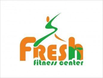Логотип - Фитнес центр «FRESH»