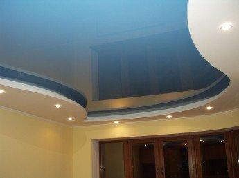 Логотип - Натяжные потолки : Салон потолков «Уютный Дом»
