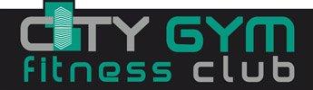 Логотип - City Gym, фитнес клуб