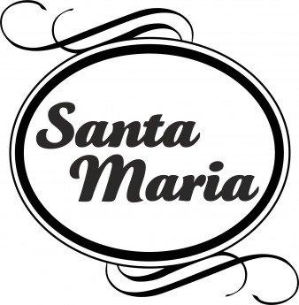 Логотип - Santa Maria гостиница, баня, хамам