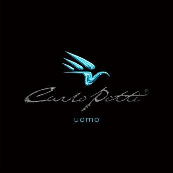 Логотип - Carlo Potti - одежда для настоящих мужчин