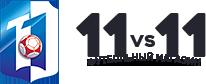 Логотип - Футбольный интернет-магазин 11vs11
