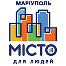 Логотип - Місто для людей Маріуполь ✓ Услуги по содержанию домов и придомовой территории