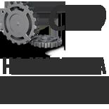 Логотип - СТО на КУПРИНА. Автосервис(удаление вмятин без покраски,покраска,полировка,ремонт бамперов).