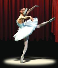Логотип - Мариупольская школа классической хореографии