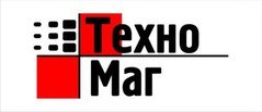 Логотип -  Техно Маг - сеть магазинов бытовой техники