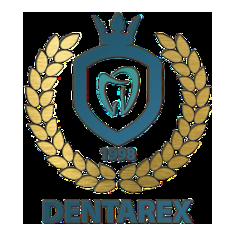 Логотип - DENTAREX (Дентарекс). Cтоматологический центр. Аптeкa.