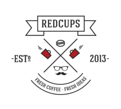 Логотип - RedCups Cafe | RDCP Lounge Karaoke