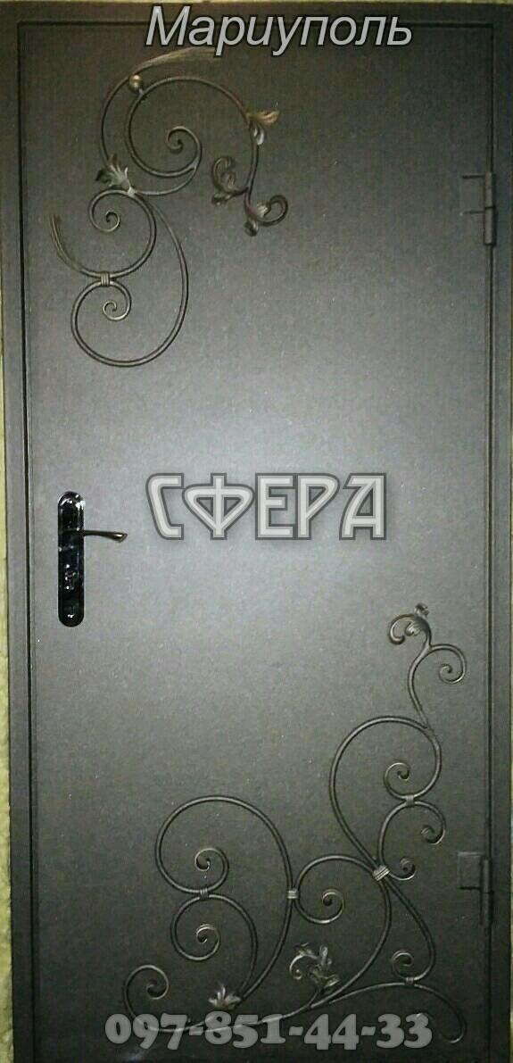 дверь входная металлическая, сфера