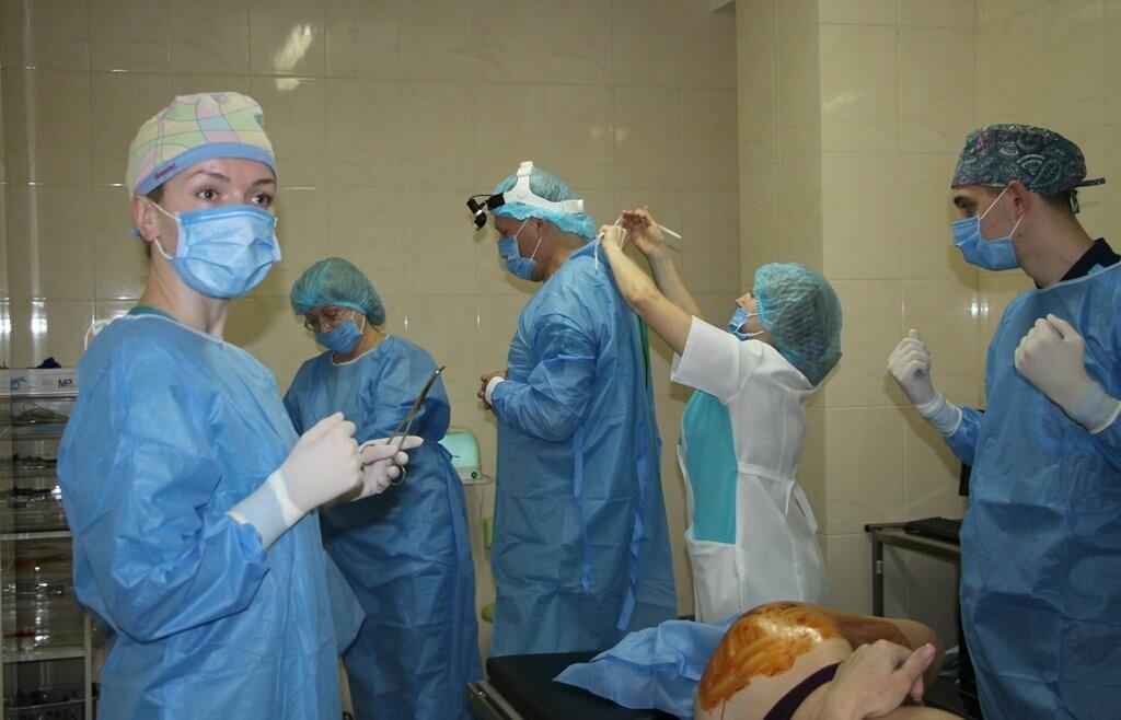 Пластическая хирургия, фото-1