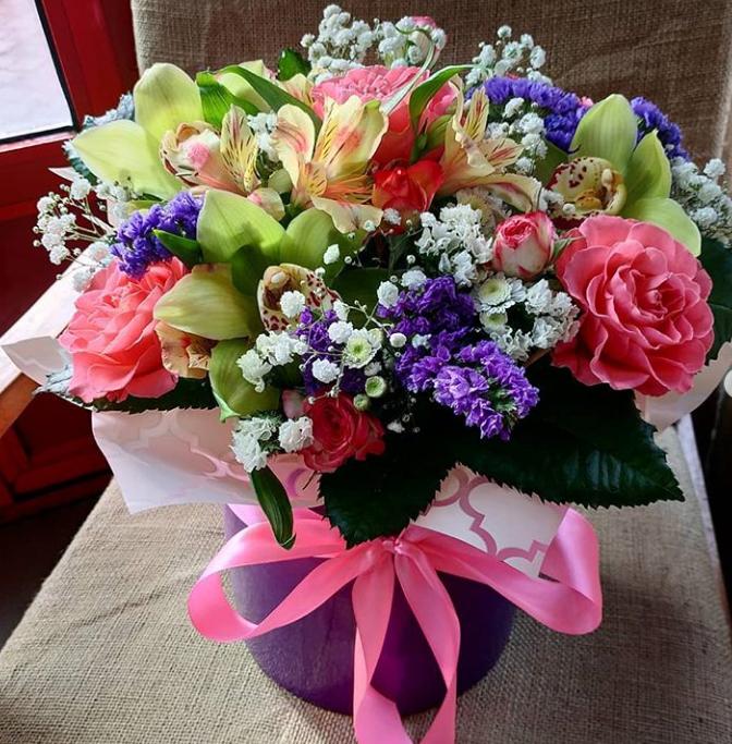 Наши цветочные композиции, фото-5
