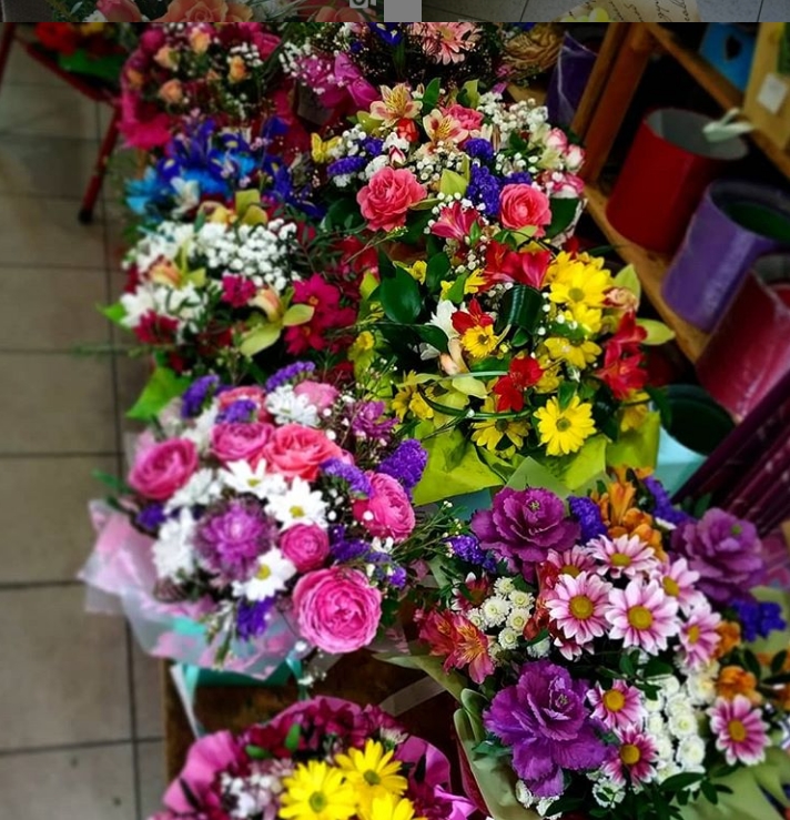 Наши цветочные композиции, фото-12