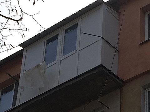 Балконы и лоджии, фото-2
