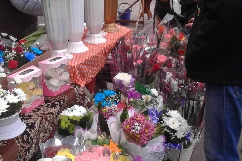 Заказ цветов в мариуполь онлайн киев, доставка