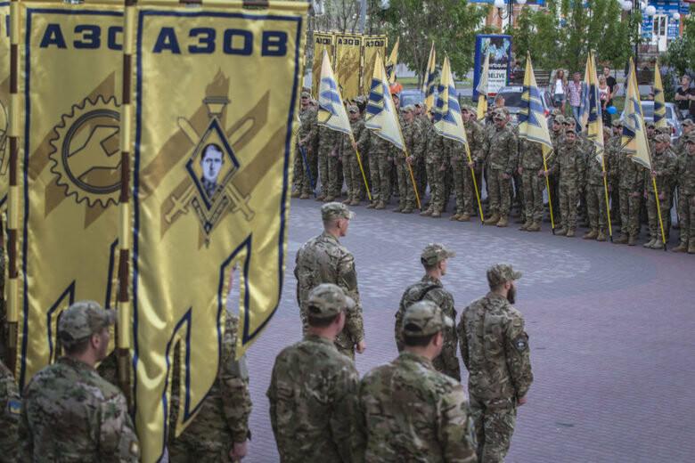 Азов празднует 5 лет со дня основания,-ВИДЕО