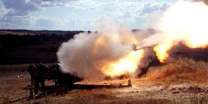 """Как """"Оберіг"""" защитит ВСУ от мин и террористов на Донбассе"""