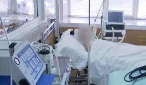 В госпитале Днепра лечиться раненный под Мариуполем боец