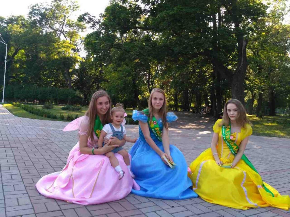 Принцессы из «Диснейленда» поднимали настроение жителям нашего города, фото-2