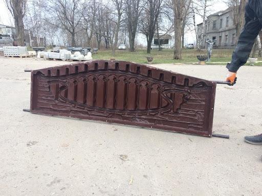 Купить формы для изготовления еврозаборов и крышек на забор, фото-1