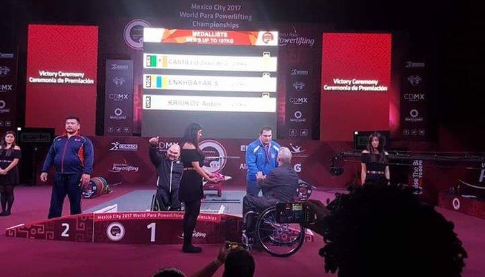 Мариупольский паралимпиец стал бронзовым призером чемпионата мира по пауэрлифтингу (ФОТО), фото-2