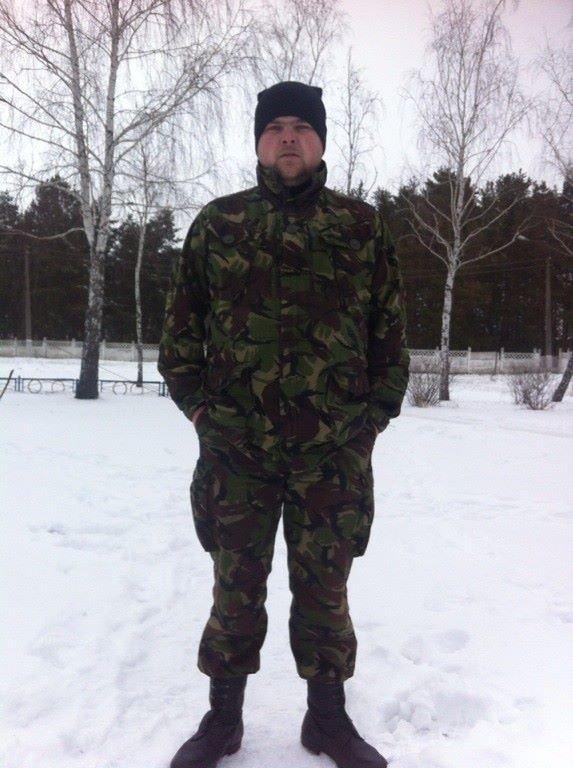 Боец Добровольческого Украинского корпуса погиб от ранения в сонную артерию под Мариуполем (ФОТО), фото-1