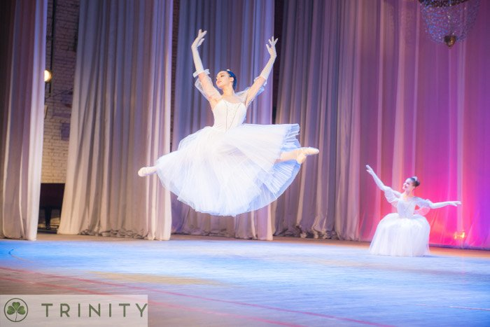 """12 января в в ДК Металлургов прошел замечательный концертный вечер под названием """"Зимняя феерия балета"""", фото-2"""