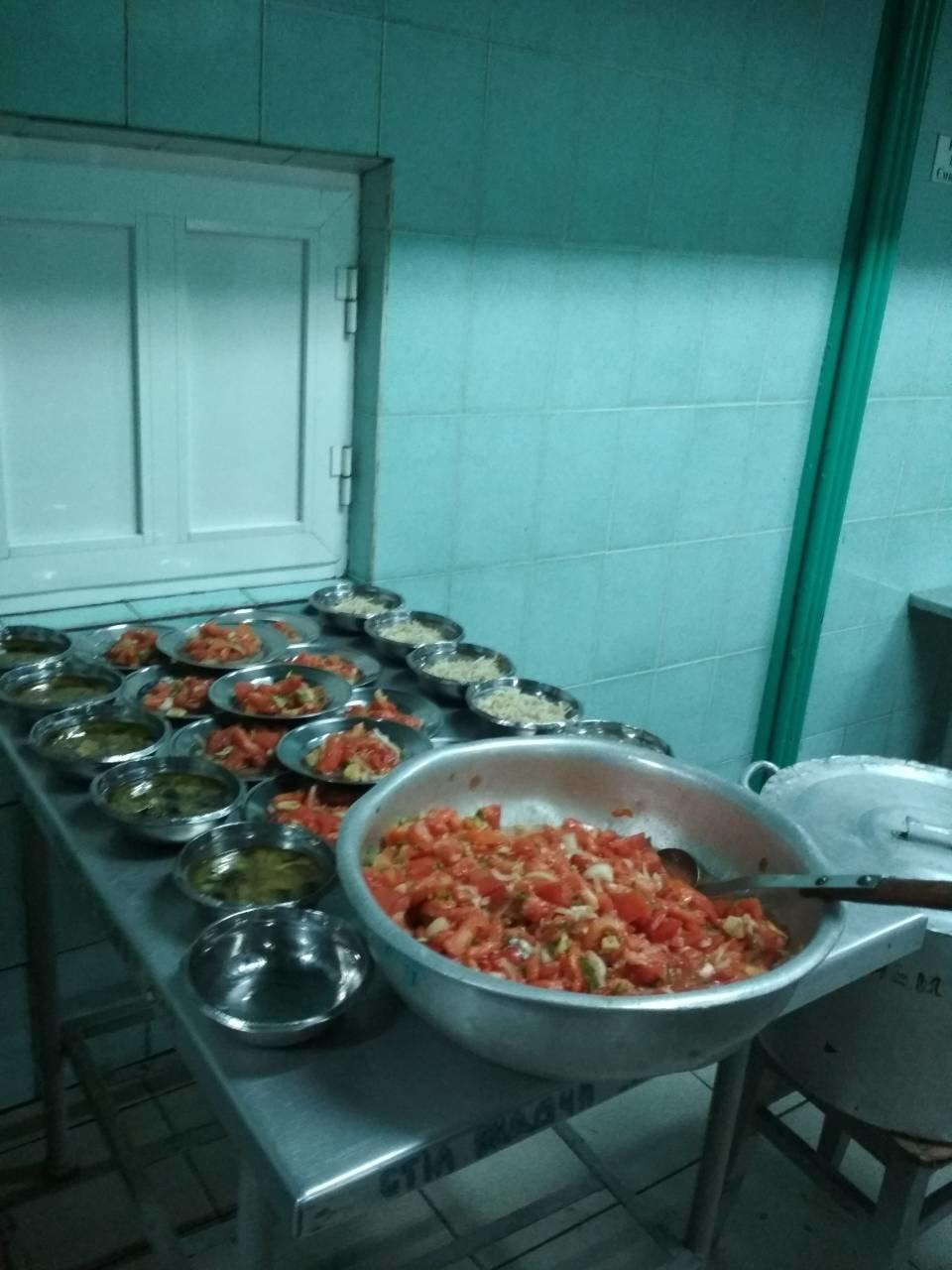 В Приазовской колонии угостили заключенных крещенским обедом (ФОТО), фото-2