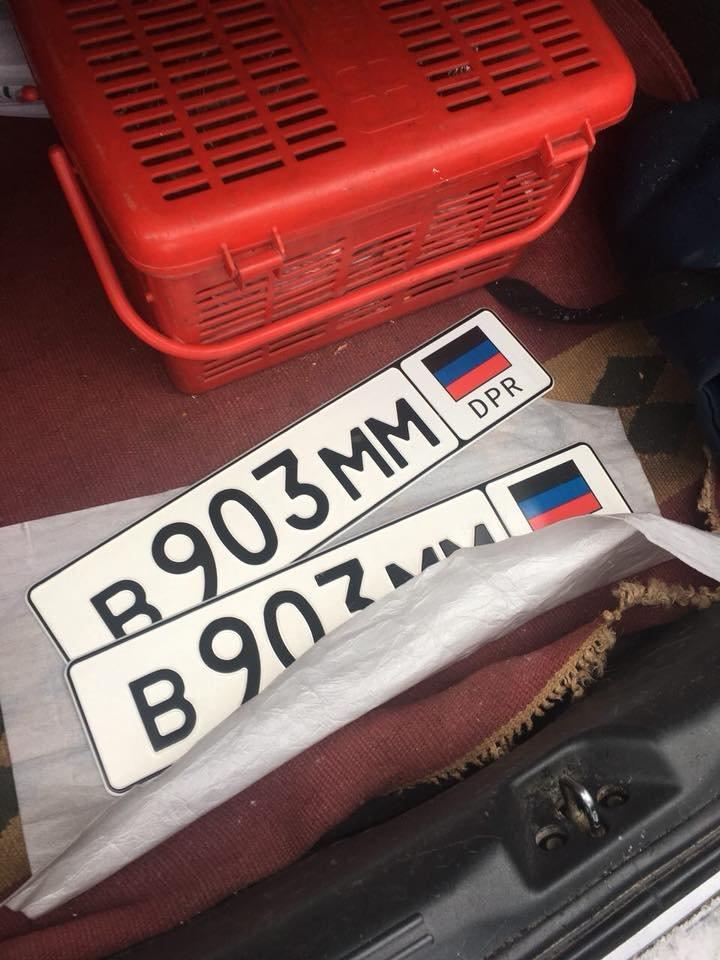 """В """"ДНР"""" заставляют владельцев авто менять украинские номерные знаки на """"республиканские"""" (ФОТО, ВИДЕО), фото-2"""