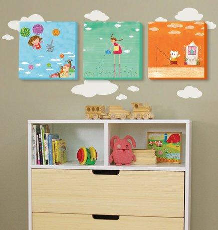 Картины из детских рисунков (ФОТО), фото-2