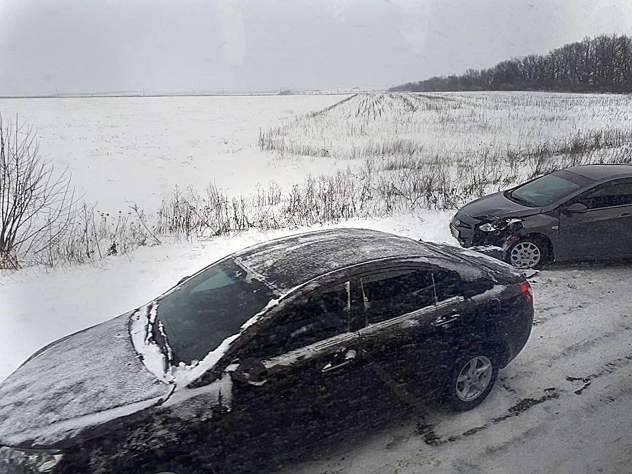 В Донецкой области спасатели 46 раз доставали автомобили из снежных заносов , фото-3