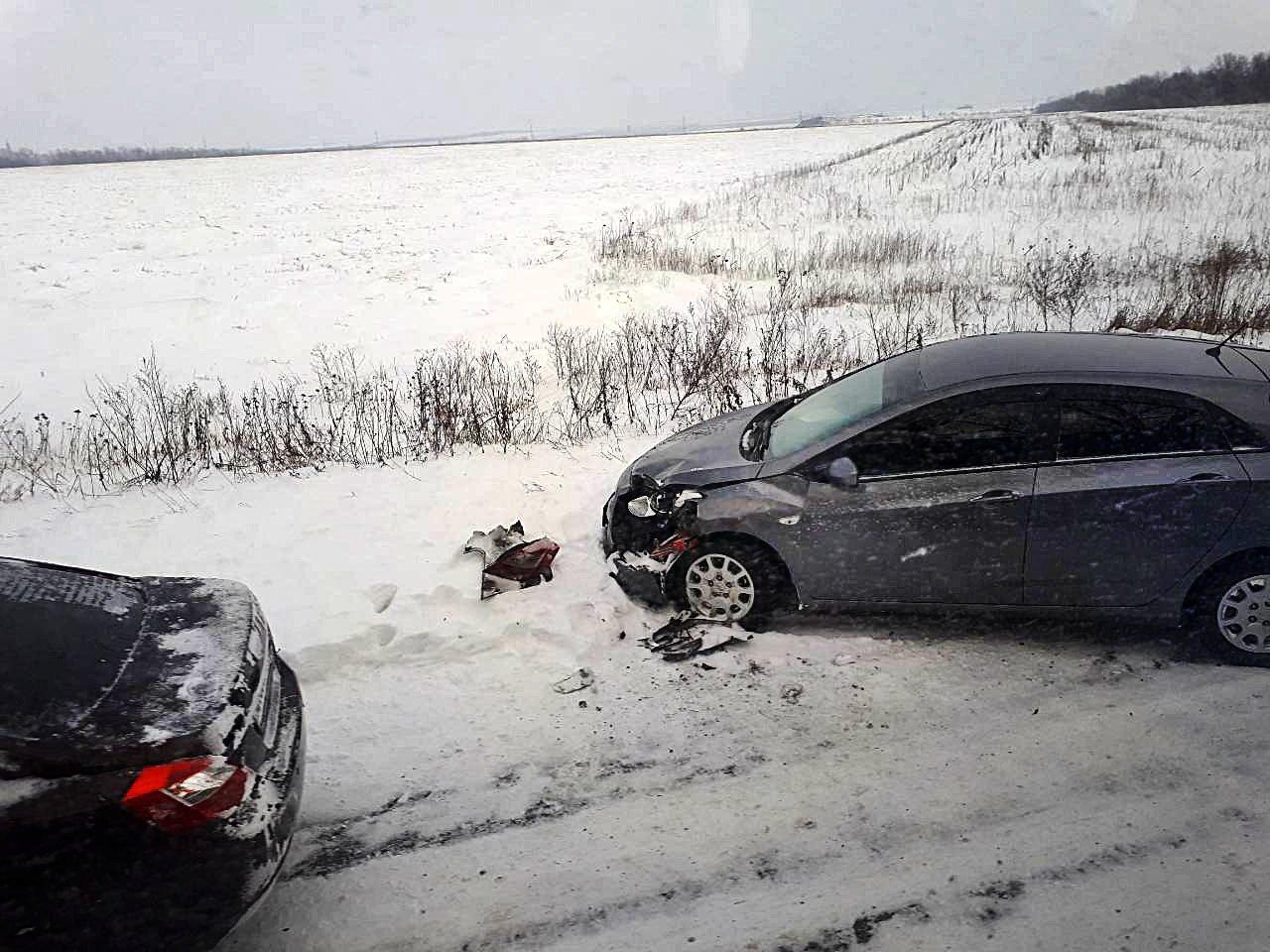 В Донецкой области спасатели 46 раз доставали автомобили из снежных заносов , фото-2