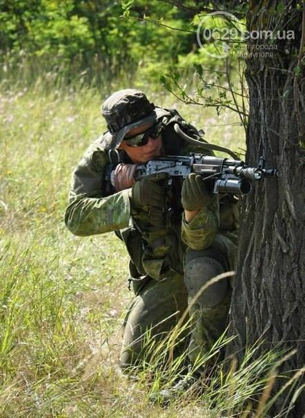 Покинув Крым, морской пехотинец погиб под Мариуполем (ФОТО+ВИДЕО), фото-1