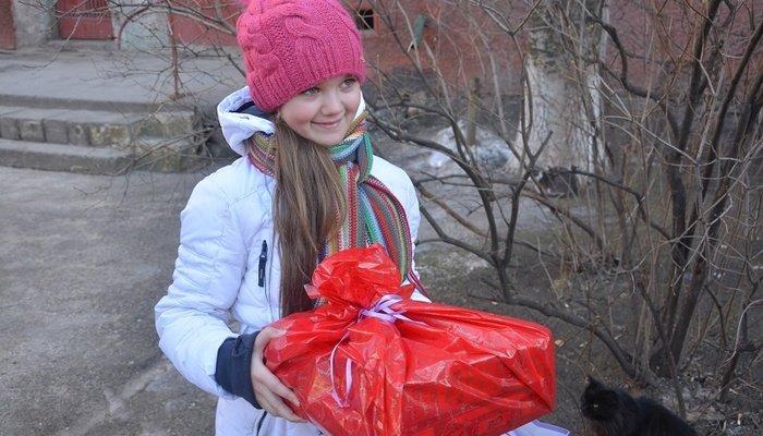В Мариуполе исполнили новогодние желания детей (ФОТО), фото-9