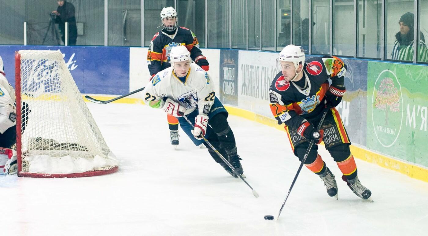 Украинская Хоккейная Лига: итоги матчей игровой недели, фото-4