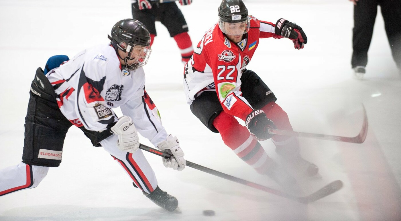 Украинская Хоккейная Лига: итоги матчей игровой недели, фото-2