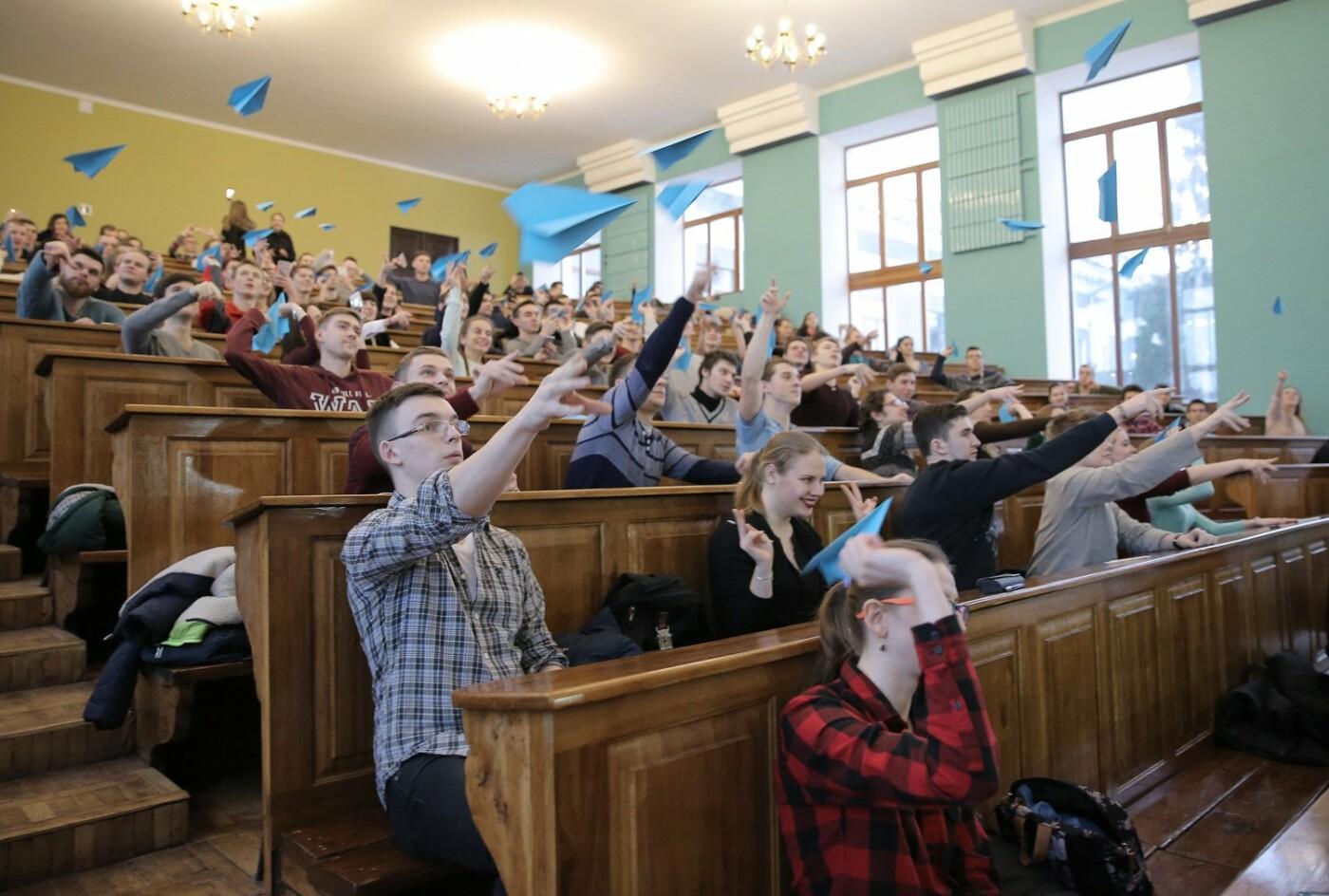 Студенты Донеччины продолжают борьбу в проекте «Авиатор» и поездку в Лондон, фото-2