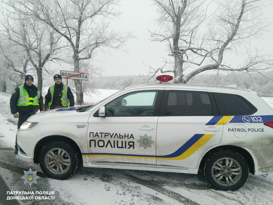 В Мариуполе заработала дорожная патрульная полиция (ФОТО), фото-2