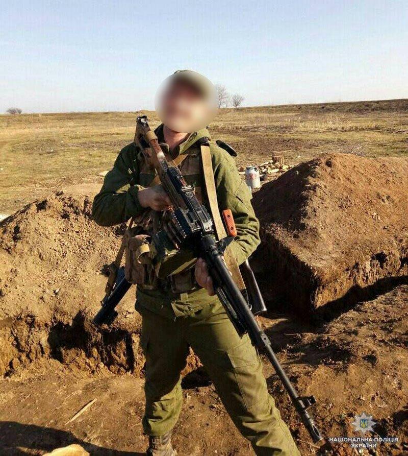 Мариуполец, полгода служивший разведчиком в «ДНР», сдался украинской полиции (ФОТО), фото-2