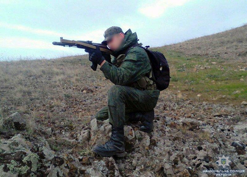Мариуполец, полгода служивший разведчиком в «ДНР», сдался украинской полиции (ФОТО), фото-1